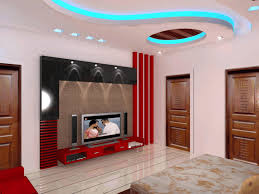 modern pop ceiling designs for living room wall mounted white