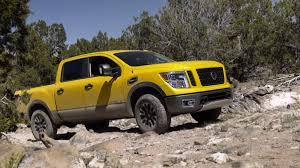 truck nissan titan road tested the 2017 nissan titan pro 4x truck outside online