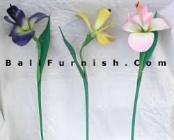 wood flowers flower wood carving