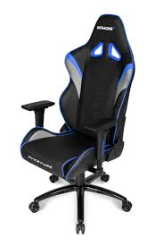 Blue Computer Chair Akracing Overture Gaming Chair U2013 Blue