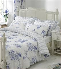 Porcelain Blue Duvet Cover Duvet Cover Blue And Brown Home Design Ideas