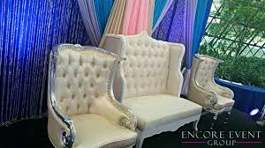 throne chair rental michigan white lounge furniture rentals couches thrones