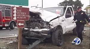 two california sisters killed in stolen truck car crash daily