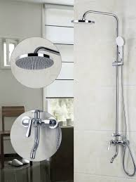 modern shower faucet cleandus within bath shower fixtures