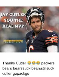Packers Bears Memes - 25 best memes about jay cutler and green bay packers jay