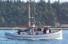 grand banks boats for sale yachtworld 1928 converted salmon troller power boat for sale www yachtworld