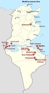 tunisia on africa map visiting wars locations tunisia starwars