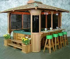 176 best wood gazebos images on pinterest tub gazebo garden
