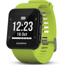 garmin forerunner 35 gps running watch with wrist based heart rate