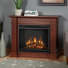 Real Fire Fireplace by Real Flame Devin Petite 36 Inch Electric Fireplace With Mantel