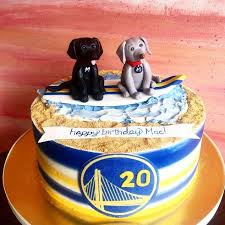 the golden state warriors take the birthday cake wsj