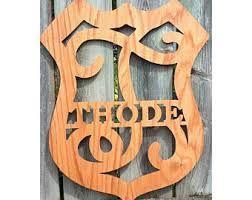 wooden maltese cross maltese wood maltese cross firefighter gift idea wood name