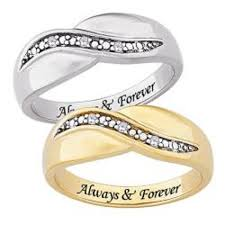 Personalized Engraved Rings Engraved Rings For Couples Engraved Rings For Personalized Piece