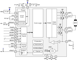 Stepper Motor Driver Wiring Diagram Drv8829 5a Half Bipolar Stepper Motor Driver With 32 Level Current