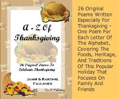 thanksgiving poems for family a z of thanksgiving