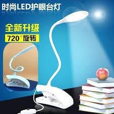 clip on bed light led clip desk l