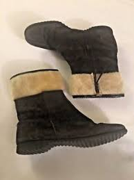 womens boots narrow width hush puppies womens boots 8 brown suede booties shoes narrow width