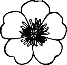 printable coloring pages of pretty flowers flowers coloring pages print tenaciouscomics com