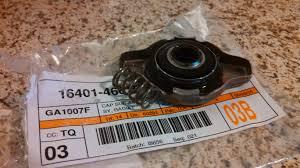 lexus es 350 radiator radiator cap broken pieces lexus is forum