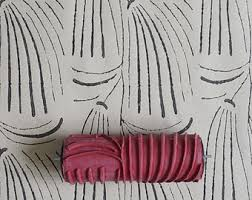paint rollers with patterns patterned paint roller no 27 from paint courage