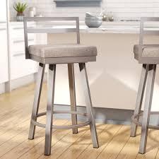 bar stools that swivel brayden studio penton swivel bar stool reviews wayfair swivel