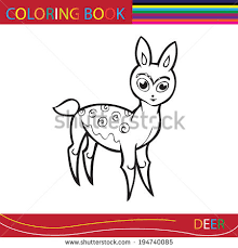 coloring books coloring cartoon illustration stock vector