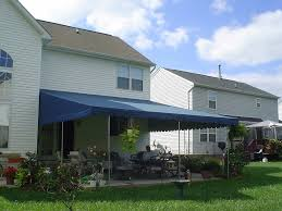 back deck awnings making your deck look stunning with deck