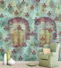 krsna mehta designed wallpaper shop delhi gurgaon decorative