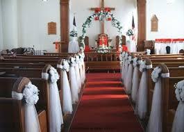 Church Pew Home Decor Church Wedding Decorating Ideas Images Creative Wedding