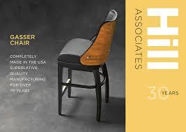 Gasser Chair Recent U2014 Michael Motley