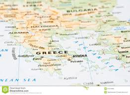 Kos Greece Map by Greece Map Detail Royalty Free Stock Image Image 31014306