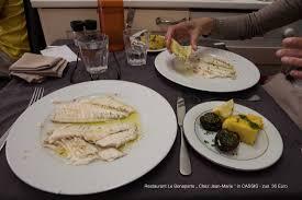 cuisine cassis unser fischgericht im restaurant le bonaparte cassis picture of