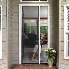 tall single door retractable screen kit retractable door window