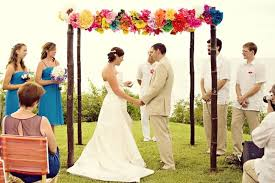 how to build a chuppah your chuppah unique my day hatunot the