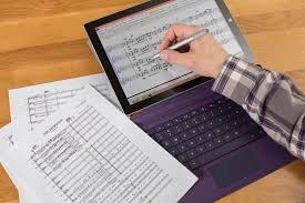 paper writing music the new sibelius built for surface pro 3 designed for musicians the new sibelius built for surface pro 3 designed for musicians teachers and students microsoft devices blogmicrosoft devices blog