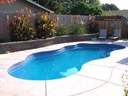 free form pools free form shape pools lifestyle fiberglass pools