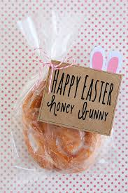 my easter bunny honey bunny easter treat eighteen25