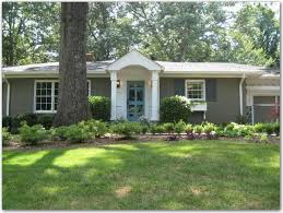 ranch home style exterior paint colors for ranch style homes pictures home style