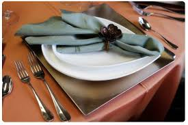 how to set a table with napkin rings how to set a table with napkin rings napkin with napkin ring best