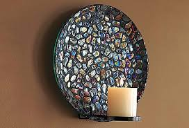 Votive Wall Sconce Mosaic Wall Sconce U2013 Slwlaw Co