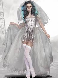 Wedding Dresses For Halloween by Disfraz De Novia Zombie Mujer Df255 Disfraces Online Pinterest