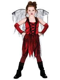 Scary Kids Halloween Costume Halloween Girls Fancy Dress Horror Vampire Fairy Scary Kids