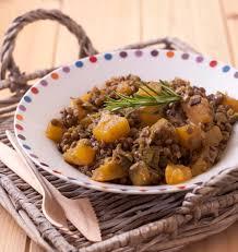 cuisine potiron lentilles aux poireaux potiron et romarin les meilleures