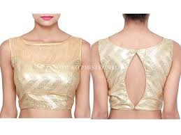 best blouse a guide to get best gold blouse designs keep me stylish