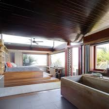 indoor outdoor house walter barda design