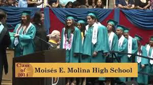 moises e molina high school yearbook moisés e molina high school graduation 2014