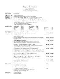 pilot resume template pilot resume template airline word collaborativenation