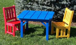Childrens Outdoor Furniture Home Design