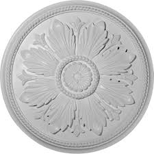 2 piece ceiling medallion collection ceiling