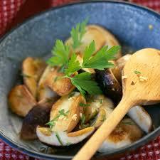 cuisiner cepes cèpes sautés recette cèpes les cepes et les recettes